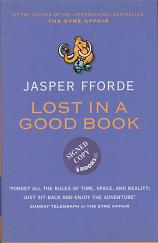Lost in a Good Book by Jasper  Fforde