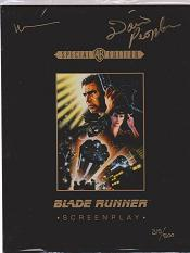 Blade Runner The Screenplay by Hampton Fancher