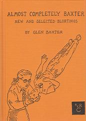 Almost Completely Baxter by Glen Baxter