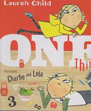 One Thing by Lauren Child
