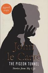 The Pigeon Tunnel by John le Carre