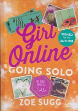 Girl Online Going Solo by Zoe Sugg