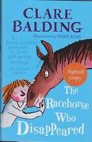 The Rachehorse Who Disappeared by Clare Balding