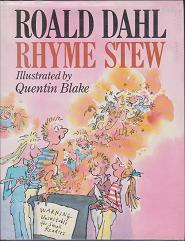 Rhyme Stew by Roald  Dahl
