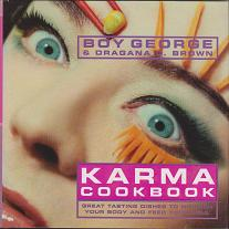 Karma Cookbook by Boy  George