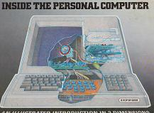 Inside The Personal Computer - An Illustrated Introduction in 3 Dimensions by Sharon Gallagher