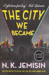 The City We Became by N K  Jemisin