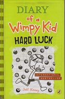 Diary of a Wimpy Kid - Hard Luck by Jeff Kinney