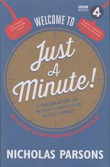 Welcome to Just a Minute by Nicholas Parsons